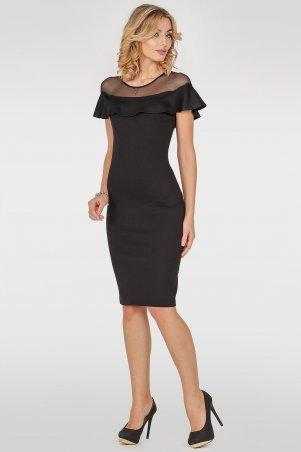 V&V. Платье 2751.47 черное. Артикул: 2751.47