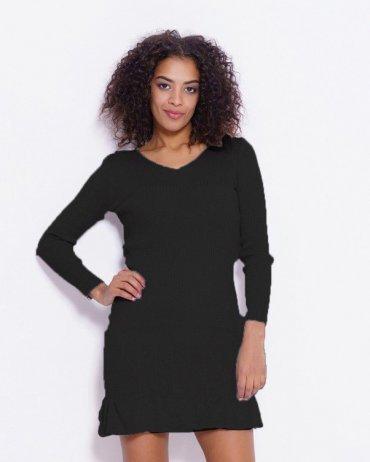 ISSA PLUS: Платья WN-291_черный - главное фото