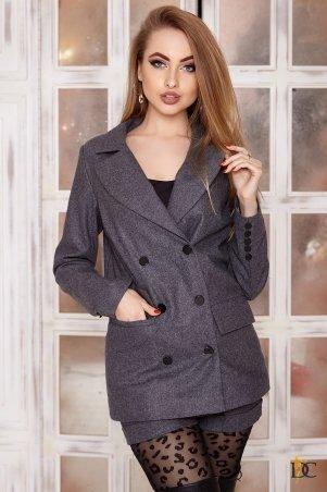 Domenica: Стильный костюм с шортами и пиджаком оверсайз Р 2396 L - главное фото