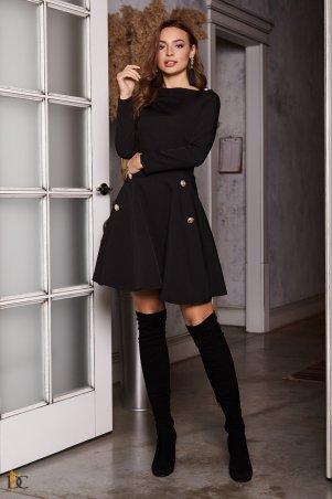 Domenica: Платье с расклешенным низом Р 2406 L - главное фото