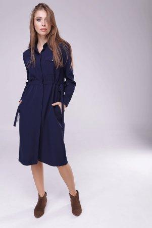 Lavana Fashion. Платье с кулисой. Артикул: LVN1804-1005-1