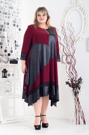 BigFashionStyle. Платье Хельга. Артикул: 656Х3