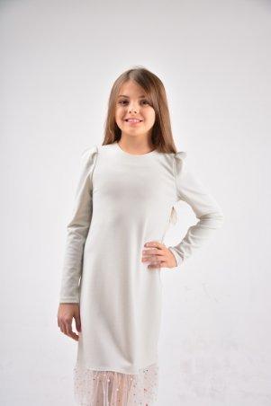 Sofia Shelest. Платье Эльза белый. Артикул: П00617