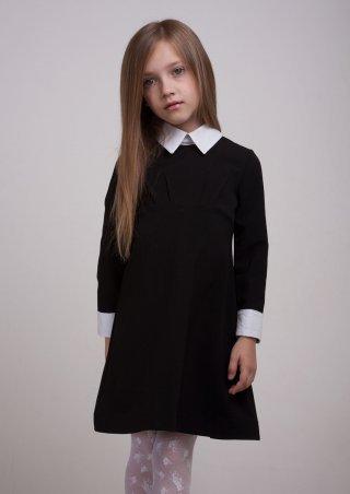 Sofia Shelest. Платье Лидия с воротником подросток. Артикул: П00389