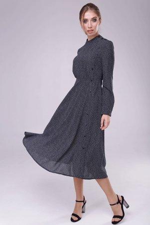 Lavana Fashion. Платье с рисунком. Артикул: LVN1804-0961-1