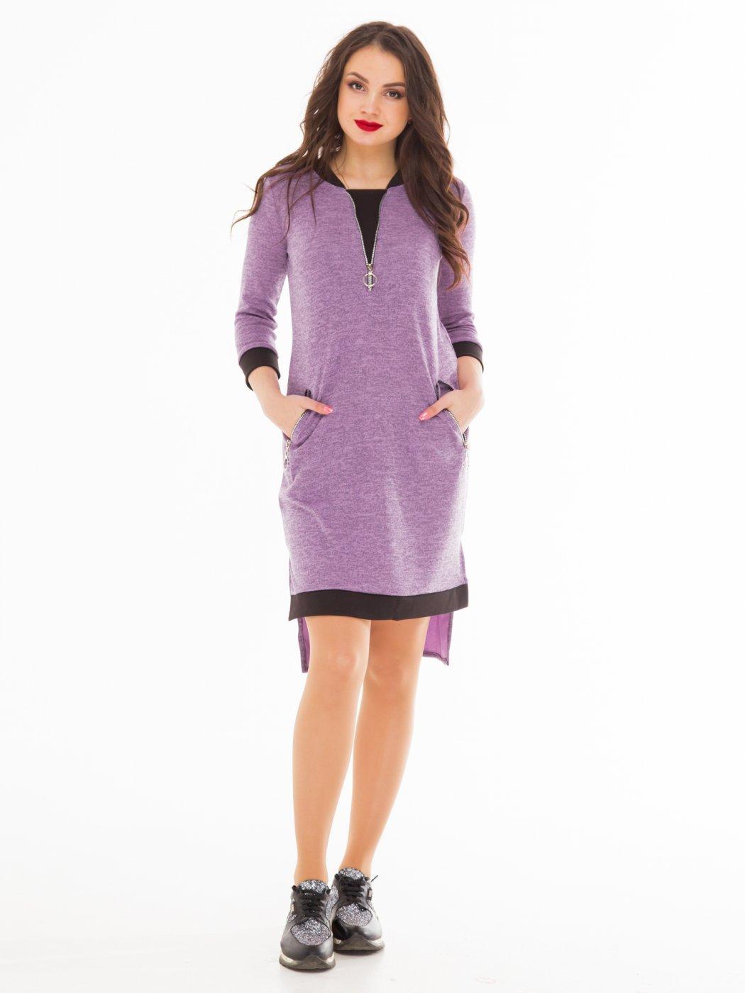 Платье 78059-LIL от Alpama, цвет лиловый