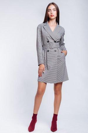 S.OVA. Платье-пиджак на подкладке короткое. Артикул: S1234