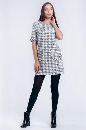 S.OVA. Платье женское из твида. Артикул: S1240