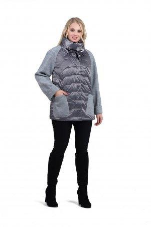 Vicco. Куртка весенняя MARA ( серый ). Артикул: 2386
