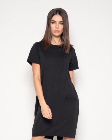 ISSA PLUS: Платья 10411_черный - главное фото