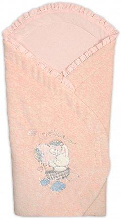 Garden baby. Конверт одеяло велюровое. Артикул: 106048-01/32