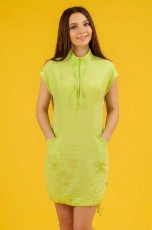 V&V. Платье 2331.81зеленое. Артикул: 2331.81