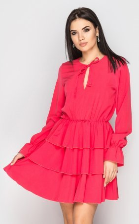 Santali. Воздушное платье из софта. Артикул: 3884