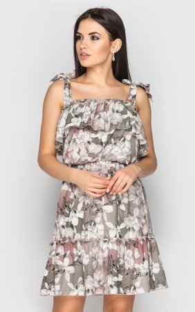 Santali. Воздушное платье из софта. Артикул: 3891