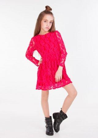 Sofia Shelest. Платье Лиза красный. Артикул: ФР-00005642