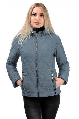A.G.. Демисезонная куртка «Клер». Артикул: 233 серый