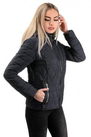 A.G.. Демисезонная куртка «Клер». Артикул: 233 черный