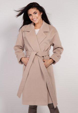 Bessa. Пальто с лацканами. Артикул: 7242