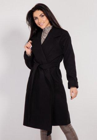 Bessa. Пальто с лацканами. Артикул: 7241