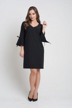 K&ML. Платье прямое с расклешенными рукавами. Артикул: 512
