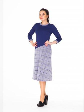 Alpama. Платье 78077-BLU. Артикул: 78077 BLU