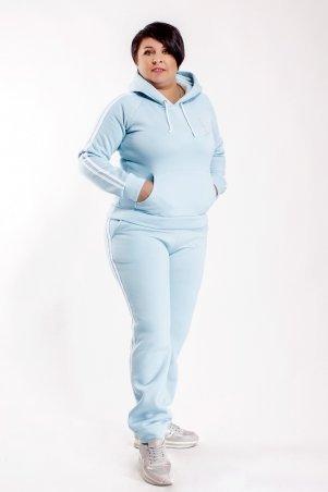 Modna Anka. Спортивный костюм 411448 голубой. Артикул: 411448