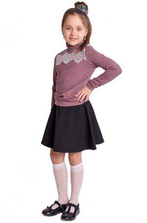 Filatova Tatiana. Гольф детский коричневый. Артикул: 44