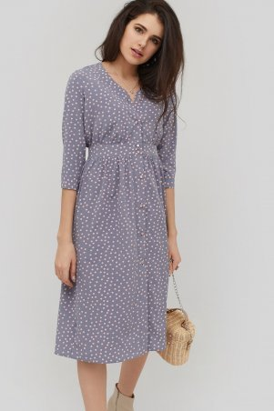 "Cardo. Платье ""INTELLI"" серый. Артикул: CRD1904-0102"