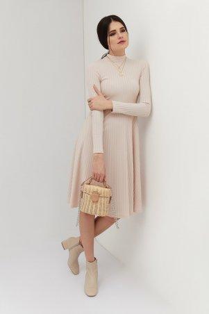 "Cardo. Платье ""REMIDA"" бежевый. Артикул: CRD1804-1934"