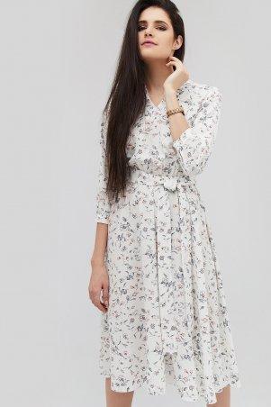 "Cardo. Платье ""EREMIS"" молочный жасмин. Артикул: CRD1904-0093"