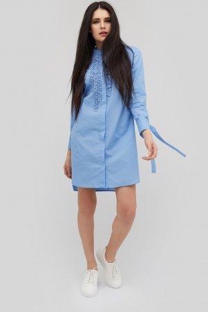 "Cardo. Платье ""ALVIS"" голубой. Артикул: CRD1904-0161"