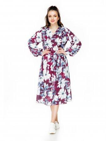 Alpama. Платье 78107- RED. Артикул: 78107-RED