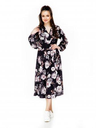 Alpama. Платье. Артикул: 78108 - BLK