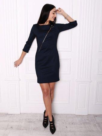 Eva Style. Элегантное повседневное платье Blanche. Артикул: 1101