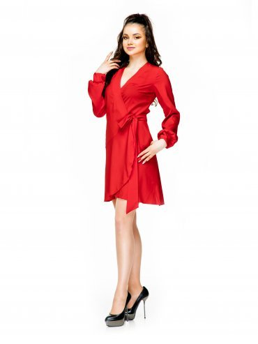 Alpama. Платье. Артикул: 78115 - RED