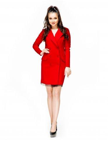 Alpama. Платье 78008-RED. Артикул: 78008 - RED
