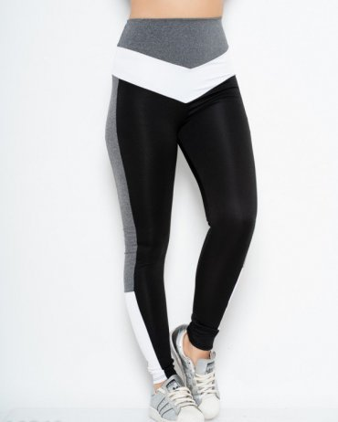 ISSA PLUS. Спортивные штаны. Артикул: 10540_черный/белый