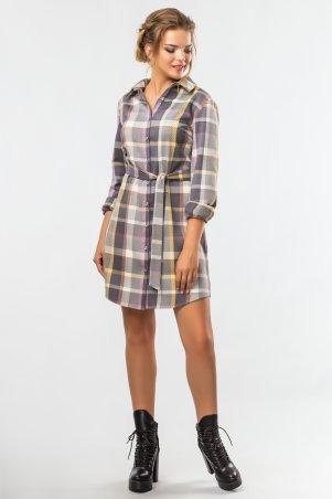 Garda. Платье-Рубашка С Поясом. Артикул: 300219