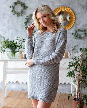 25 Union Store. Платье вязаное Solo. Артикул: 19-63 (02)
