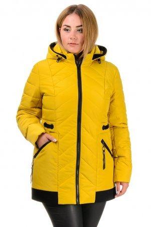 A.G.. Демисезонная куртка «Норма». Артикул: 242 горчица