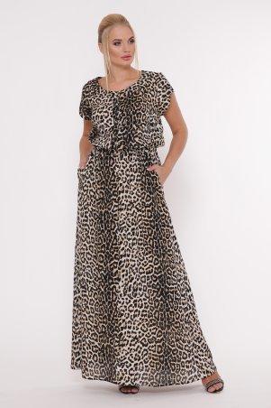 Vlavi. Платье Влада леопард. Артикул: 1153
