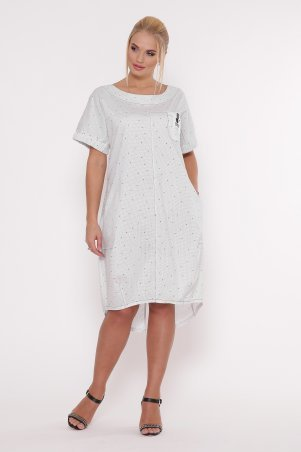 Vlavi. Платье Бриджит белое. Артикул: 1152