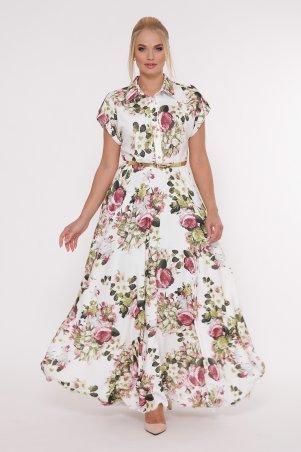Vlavi. Платье  Алена букет. Артикул: 1143