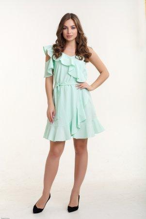 K&ML. Платье с  воланами. Артикул: 494