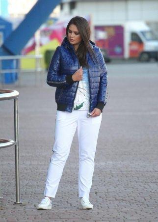 Caramella. Куртка синяя. Артикул: CR-CB088-BLU