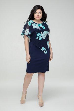 Miledi. Платье Жасмин бирюзовый. Артикул: 100279