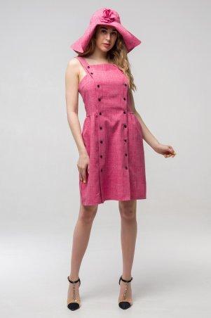 First Land Fashion. Платье. Артикул: Бенефис розовый