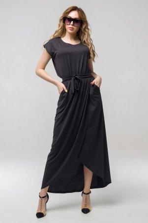 First Land Fashion. Платье. Артикул: Asti черный