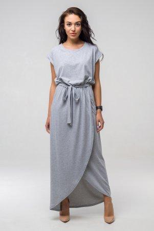 First Land Fashion. Платье. Артикул: Asti серый