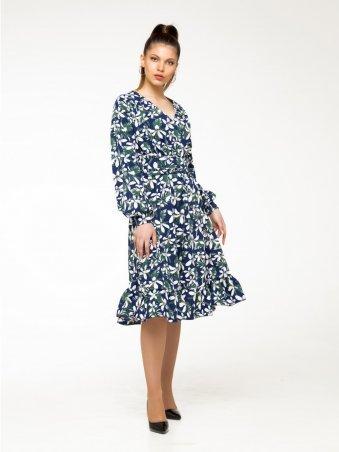 Alpama. Платье. Артикул: 78120 - BLU